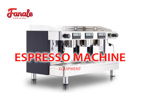 Tea Espresso Machine - (NSF 2 Tea 1 Coffee)