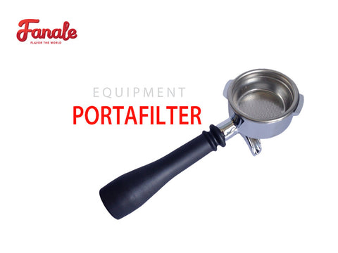 Portafilter (Twin Spout)