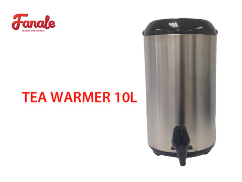 Tea Warmer 10L - Stainless Steel