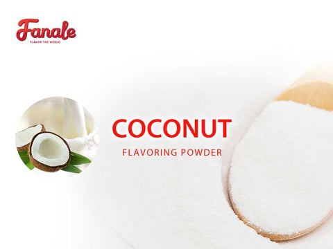 Coconut Powder - Fanale