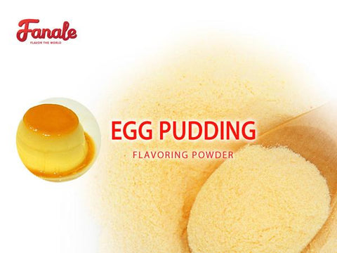 The New Egg Pudding Powder