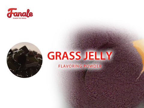 Grass Jelly Powder - Fanale