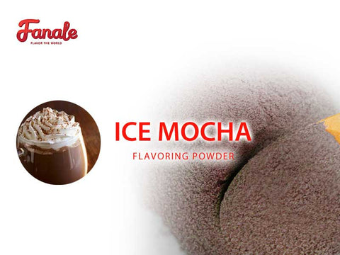 Iced Mocha Powder - Fanale