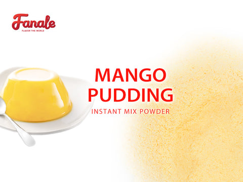 Mango Pudding Powder - Fanale
