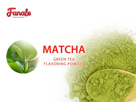 Matcha Green Tea Powder - Fanale