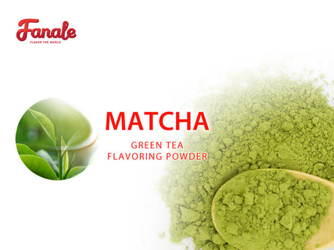 Matcha Powder STRONG - Fanale