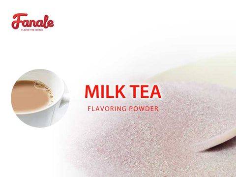 Milk Tea Powder - Fanale