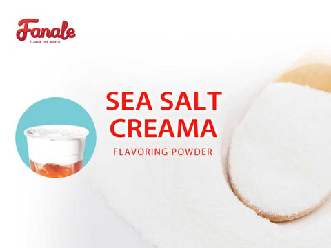 Sea Salt Creama - Fanale
