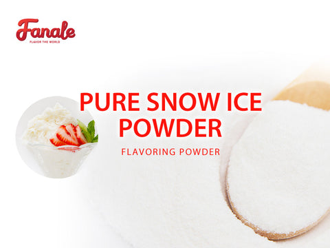 Pure Snow Ice Powder - Fanale