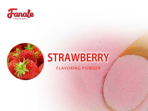 Strawberry Powder - Fanale