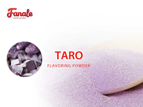 Taro Powder - Fanale Drinks