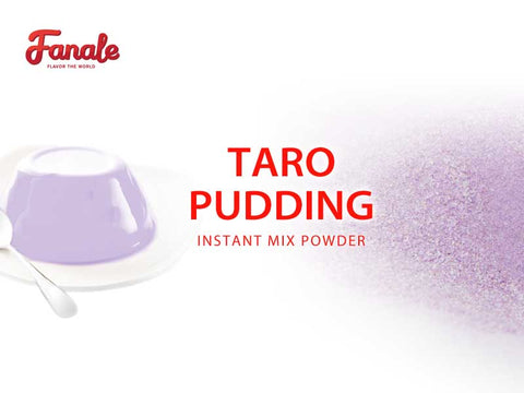 Taro Pudding Powder - Fanale