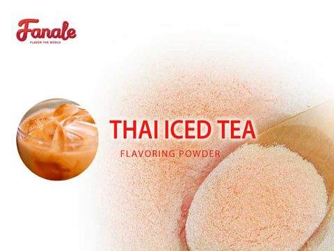 Thai Tea Powder - Fanale