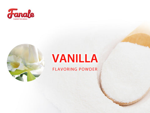 Vanilla Milk Tea Powder - Fanale