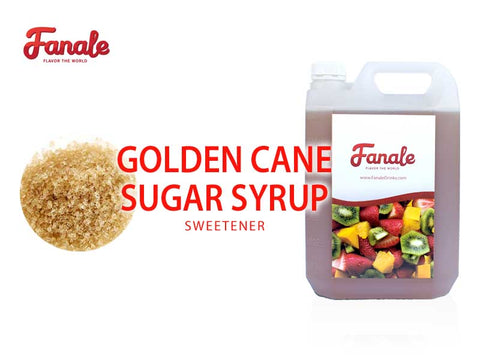 Golden Cane Sugar Syrup
