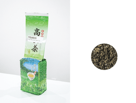 High Mountain Jade Tea