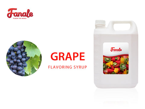 Grape Syrup - Fanale