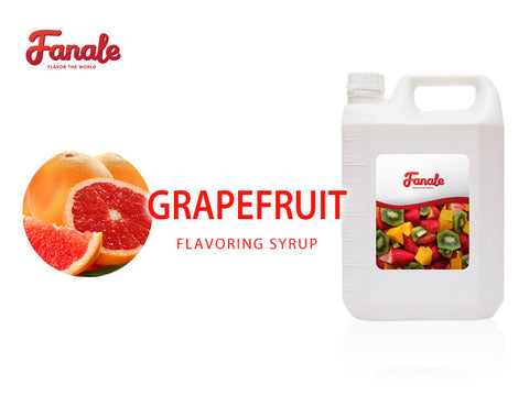 Grapefruit Syrup - Fanale