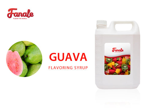 Guava Syrup - Fanale