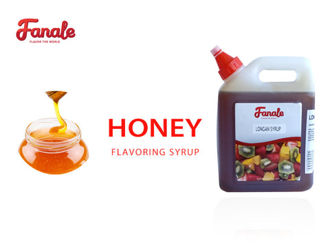 Logan Honey Flavor Syrup - Fanale
