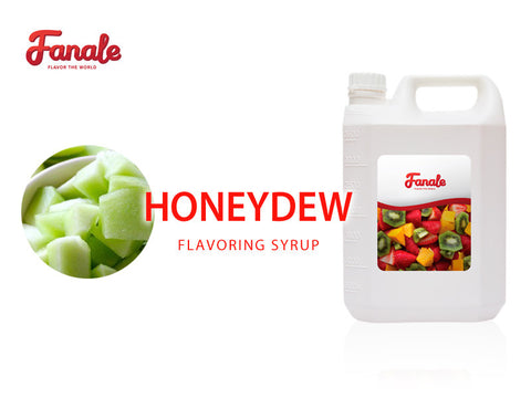 Honeydew Syrup - Fanale