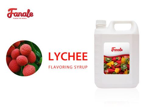 Lychee Syrup - Fanale