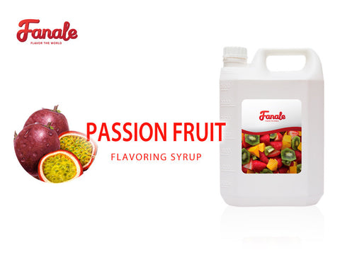 Passionfruit Syrup - Fanale