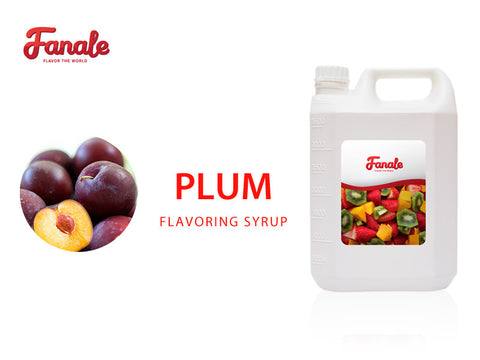 Plum Syrup - Fanale