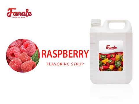 Raspberry Syrup - Fanale