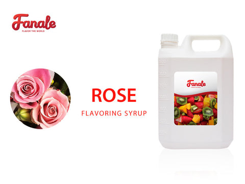 Rose Syrup - Fanale