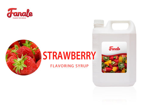 Strawberry Syrup - Fanale