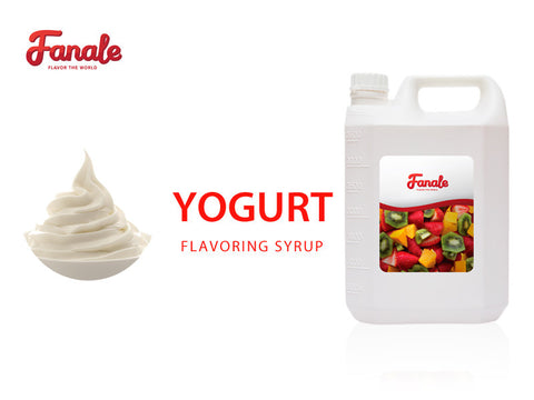 Yogurt Syrup - Fanale