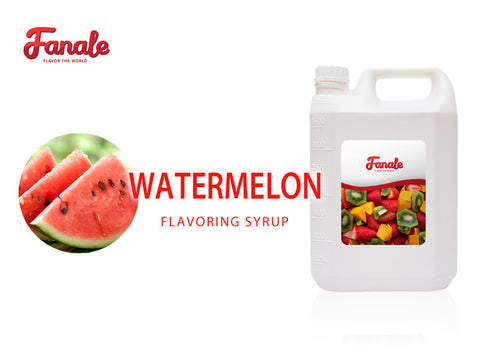 Watermelon Syrup - Fanale