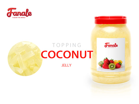 Coconut Jelly- Fanale