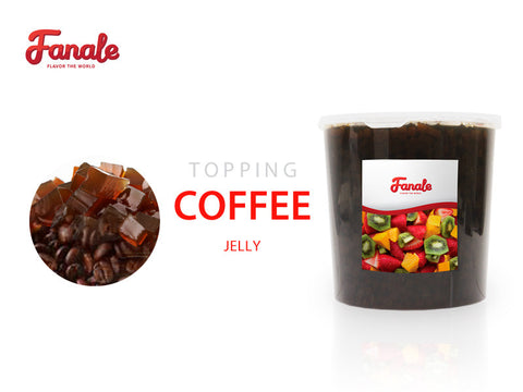 Coffee Jelly - Fanale