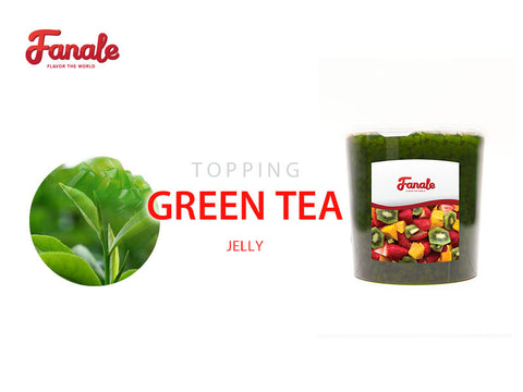Green Tea Jelly - Fanale