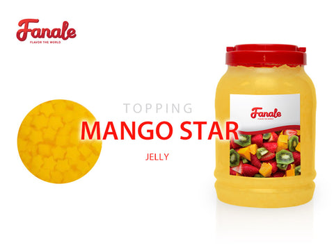 Mango Star Jelly - Fanale