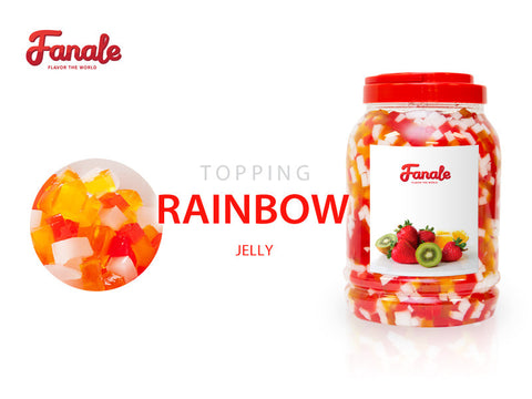 Rainbow Konjar Jelly - Fanale