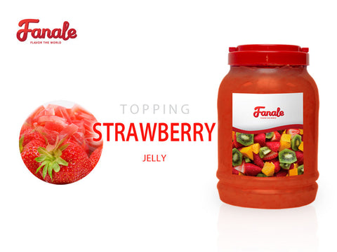 Strawberry Jelly - Fanale