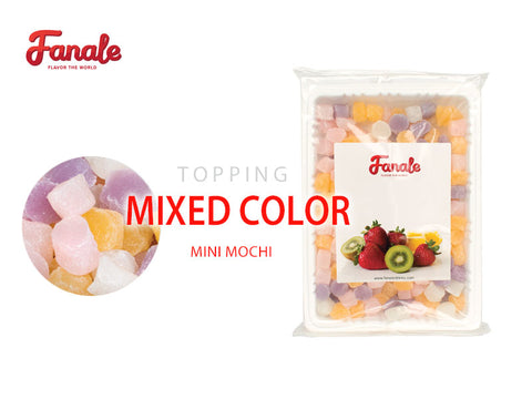 Mini Mochi - Mixed Color - Fanale