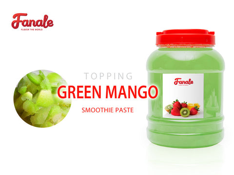 Green Mango Smoothie Jam - Fanale