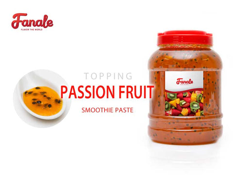 Passion Fruit Smoothie Jam - Fanale