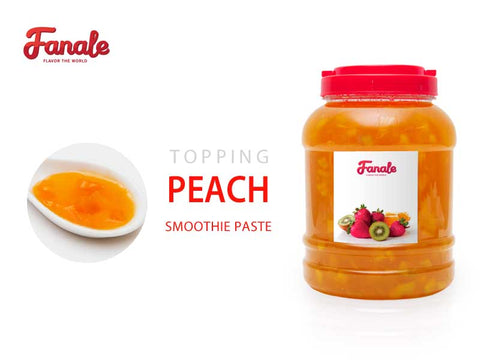 Peach Smoothie Jam - Fanale
