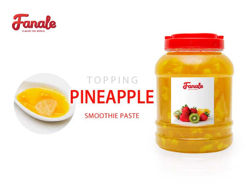 Pineapple Smoothie Jam - Fanale