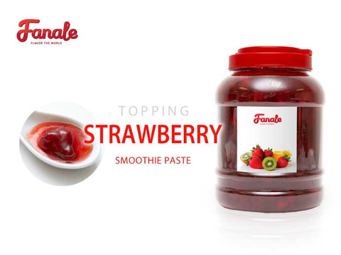 Strawberry Smoothie Jam - Fanale