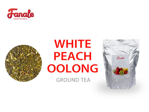 Premium Royal Tea - White Peach Oolong Tea