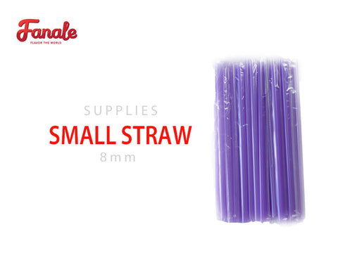 Small Straw - 8mm - Fanale