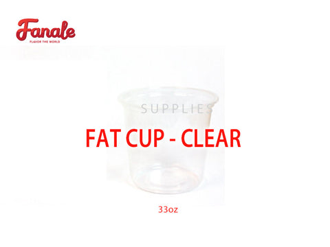 Fat Cup - 33 oz - Fanale