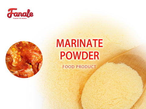Marinate Powder - Fanale