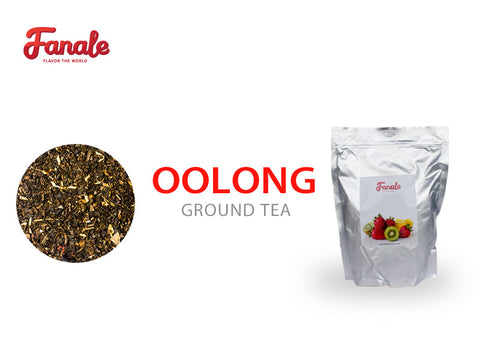 Oolong Tea - Fanale